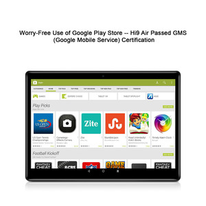 Image 3 - CHUWI Hi9 Luft NEUE 10,1 Zoll 2560x1600 MT6797 X23 Deca Core 4GB 128GB 13.0MP + 5.0MP dual Kamera GPS 4G Tablet Android