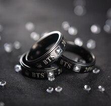 Bangtan7 Black Ring