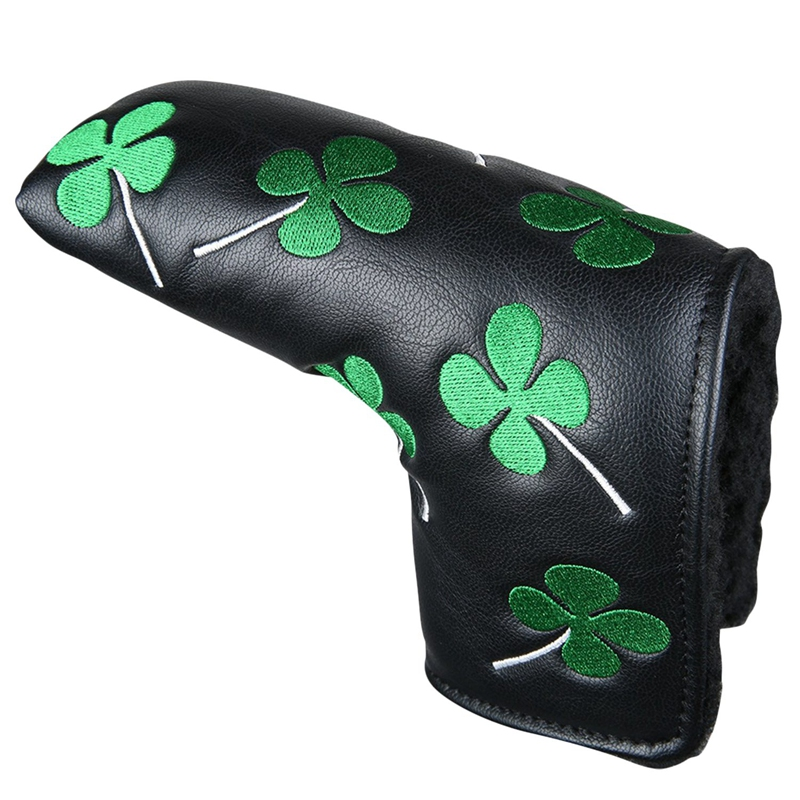 Golf Lucky Blade Putter Cover Golf Club Cover For Golf Putter