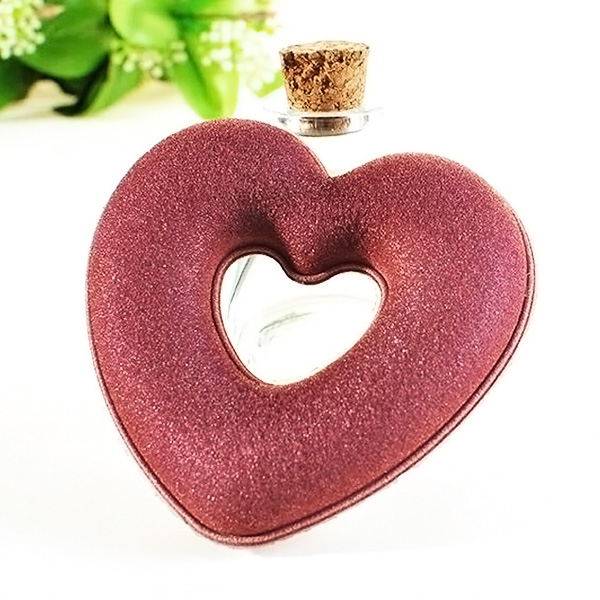 Hot Sale Fashion Women Hair Updo Heart Shaped Hair Disk Curler Holder Magic Bun Maker