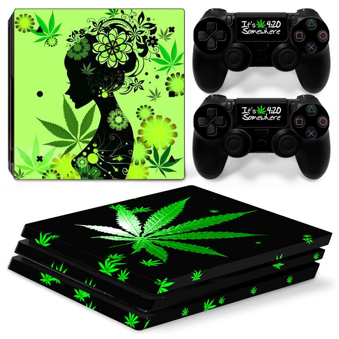 Skins for PS4 Controller - Decals for Playstation 4 Games - Stickers Cover for PS4 pro for Sony Play Station Four Controllers