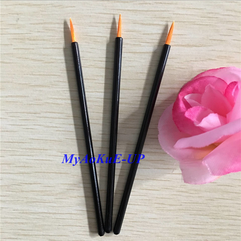 Eye Liner Liquid Brush 500pcs/lot Makeup Brush Top Quality ...