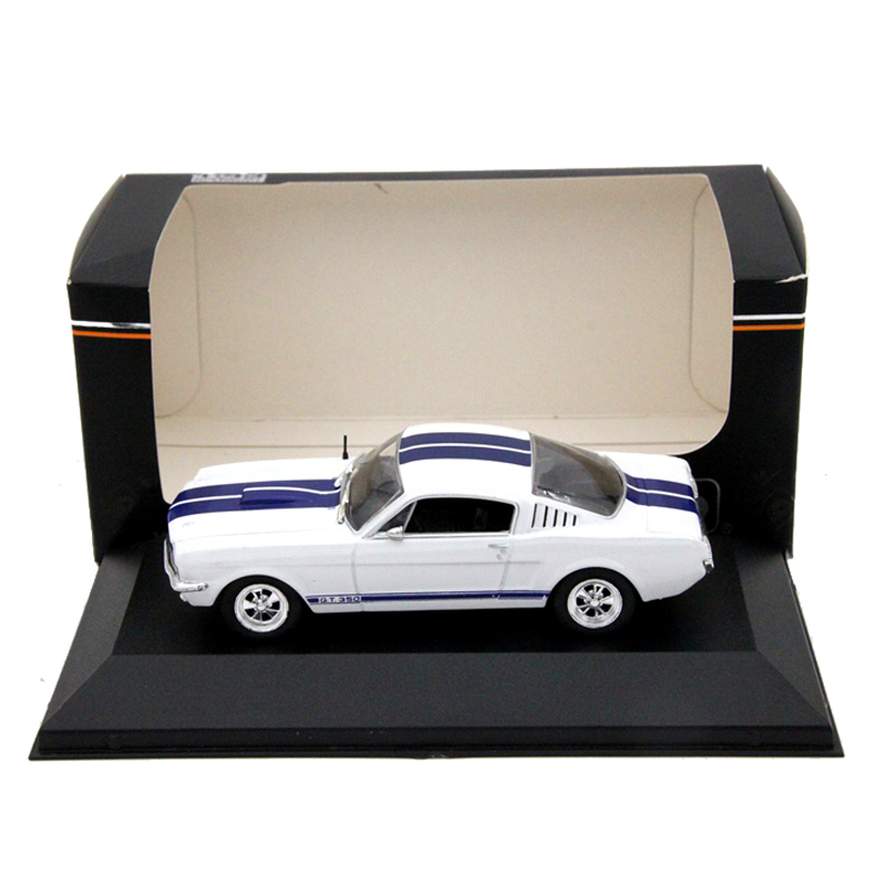 IXO 1:43 Scale Ford Mustang shelby 350 GT Diecast Models Toys Cars Hobbies Collection