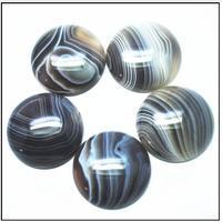 bda5f68ff52f Natural boswana agatee cabochons de la piedra No agujero oval en forma de  accesorios de granos