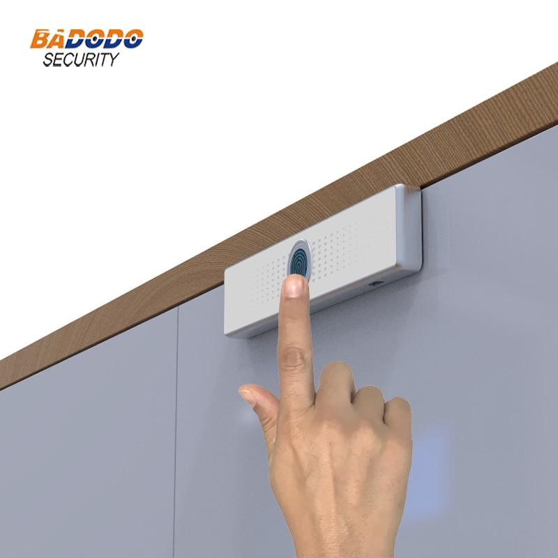 Smart Fingerprint cabinet Lock biometric electric lock for drawer box door access control