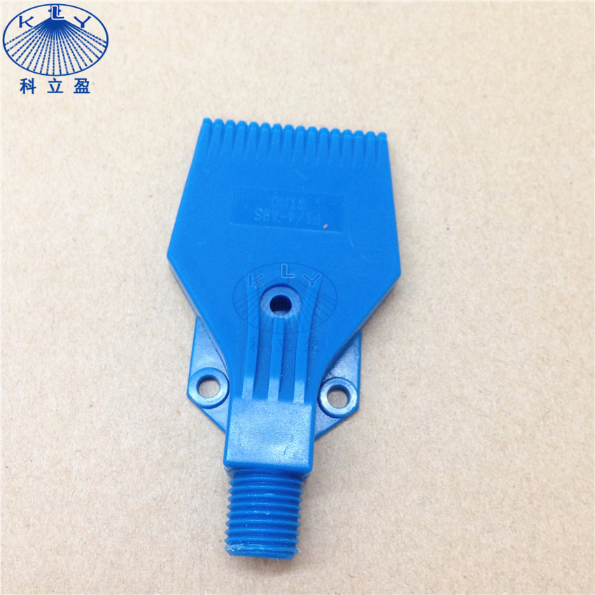2019 Abs Plastic Blow Off Blue Color Plastic Wind Jet Air