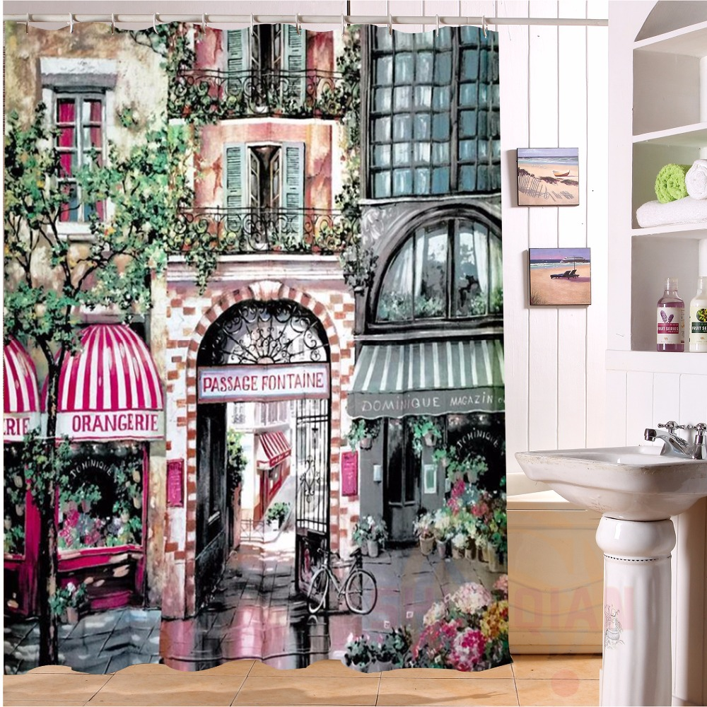Compare Prices on Shop Shower Curtains Online Shopping