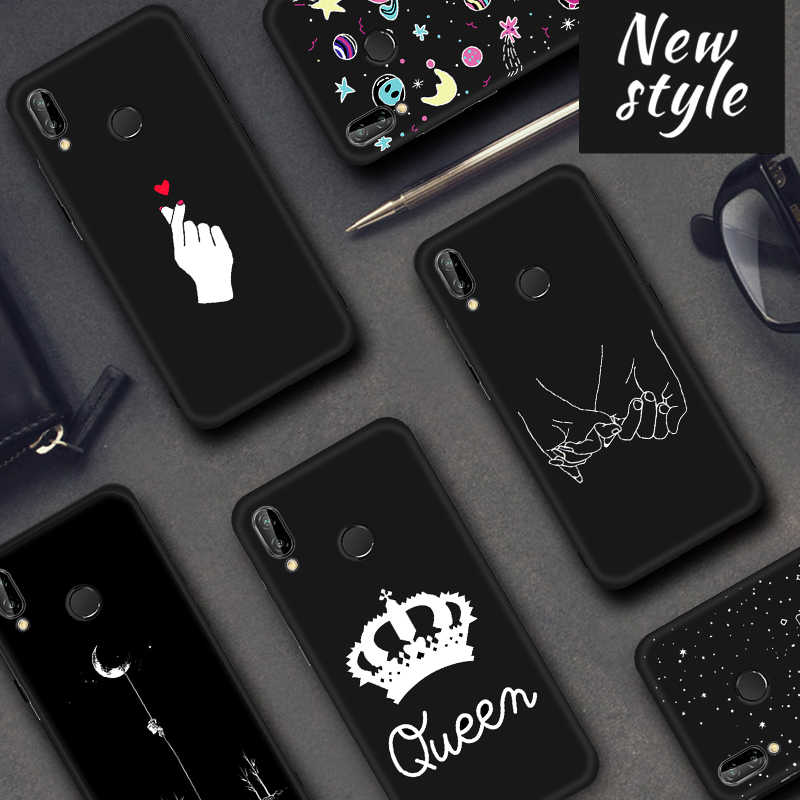 Cartoon Cases For Huawei Honor 8 Lite 9i P20 Lite Mate 10 20 X Pro P10 P8 P9 Lite Nova 2i 3i 3 P Smart Plus Y5 Y7 Y6 2018 Fundas