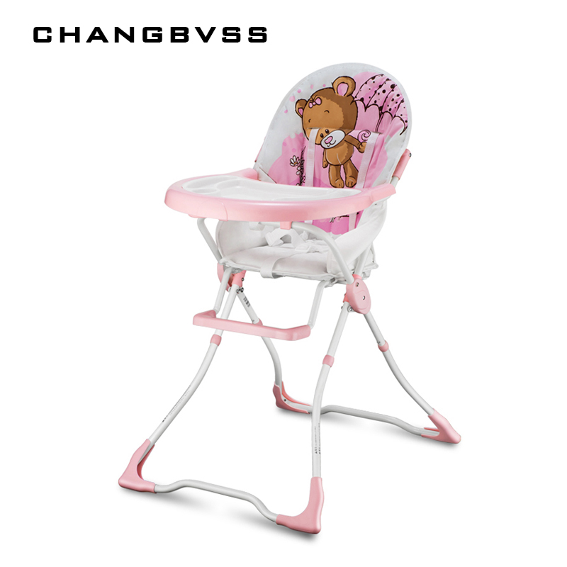 Multifunctional 6-36M Infant Baby Feeding Chairs Baby Eatting High Cahirs Portable Foldable Easy Feeding Highchair fauteuil foldable high chairs baby high chairs feeding table baby dining chair adjustable the height 0 6 years feeding seats