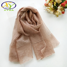 1PC Viscose Woman Scarves Spring Fashion New Solid Color Ladies Wrapped Scarf Thin Female Cotton Sample Shawls And Pashmina