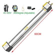 60cm Manual Hot Bending Heater Simple Acrylic Bender Hot bending machine for Desktop PVC Bending Tool