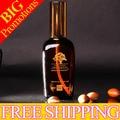¡ Venta caliente!!! 2*50 ml Orgánica Aceite de Argan para el tratamiento de peluquería envío gratis