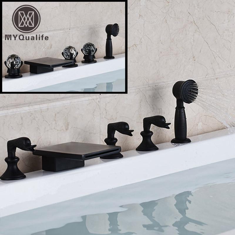 Badewanne Wasserfall Armaturen Werbeaktion-Shop für Werbeaktion ... | {Armaturen badewanne wasserfall 24}