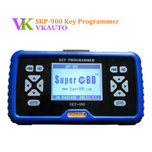 New SKP-900 SKP900 V5.0 OBD2 Auto Key Programmer Support Almost All Cars to 2013 Year Update Online