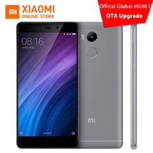 Original Xiaomi Redmi 4 Pro Prime 3GB RAM 32GB ROM Mobile Phone Snapdragon 625 Octa Core CPU 5.0″ FHD 13MP Camera 4100mah MIUI8