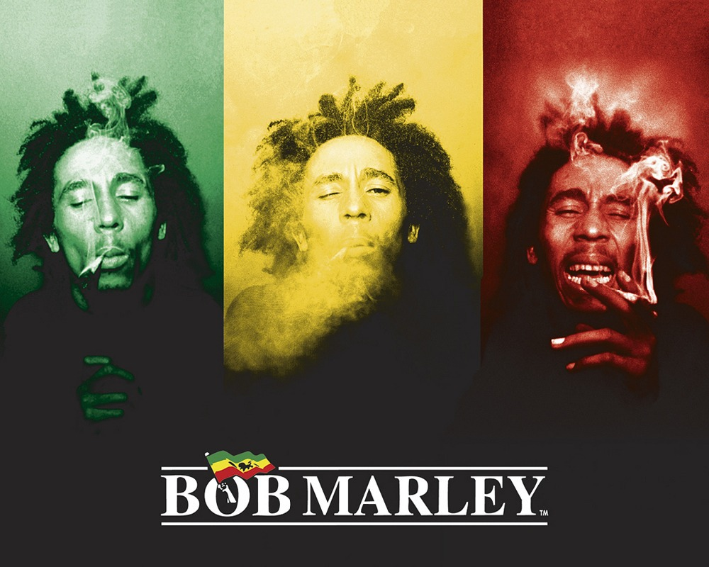 BOB MARLEY FLAG EM 2 102 Custom HD Home Decor Retro Classic Vintage Movie Poster 40x60cm New Wall DGT 5660 In Painting Calligraphy From