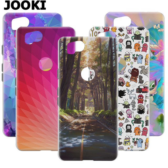 info for 35a69 dbb81 US $10.98 |JOOKI Case For Google Pixel 2 Cute Case Silicone Protection  Cases For Fundas Google Pixel2 Covers Transparent Slim Back Cover-in ...