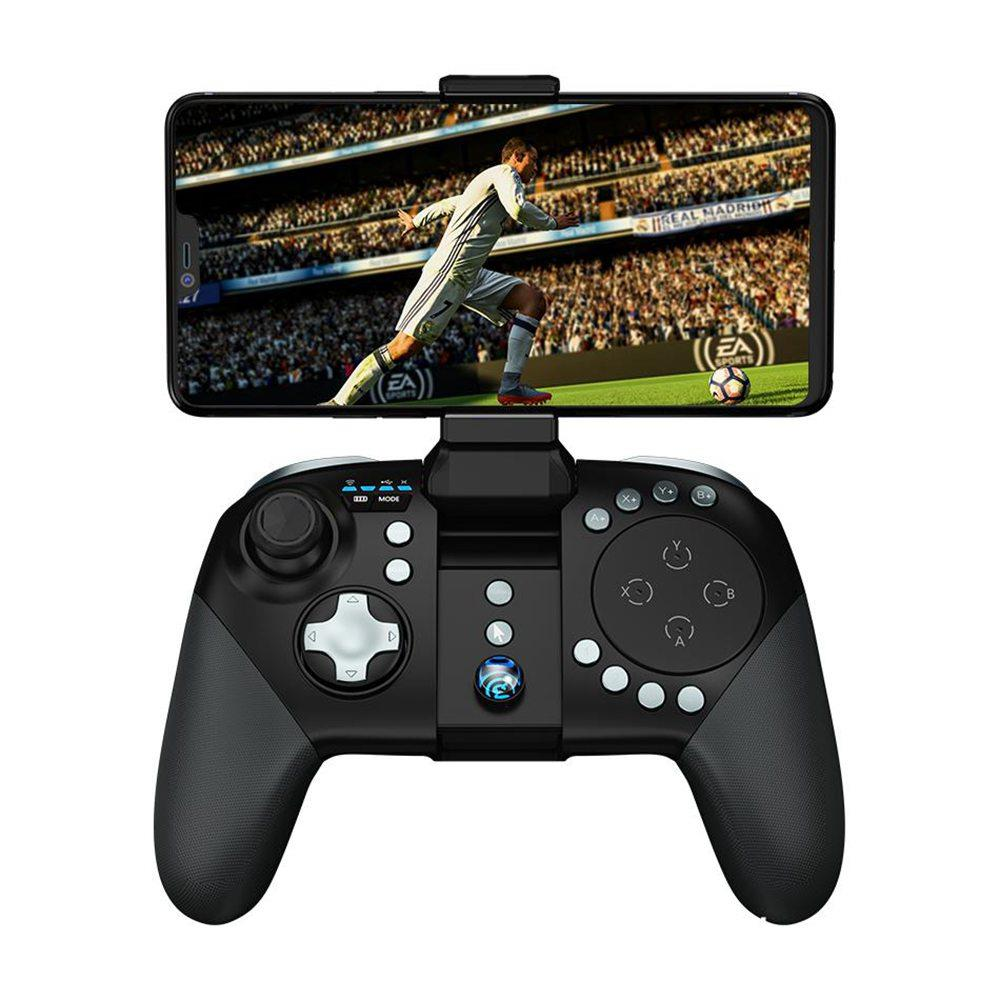 GameSir G5 Bluetooth 5.0 Gamepad for Android fortnite pubg mobile Controller Wireless Trackpad Touchpad with Bracket Joystick GameSir G5 Bluetooth 5.0 Gamepad for Android fortnite pubg mobile Controller Wireless Trackpad Touchpad with Bracket Joystick
