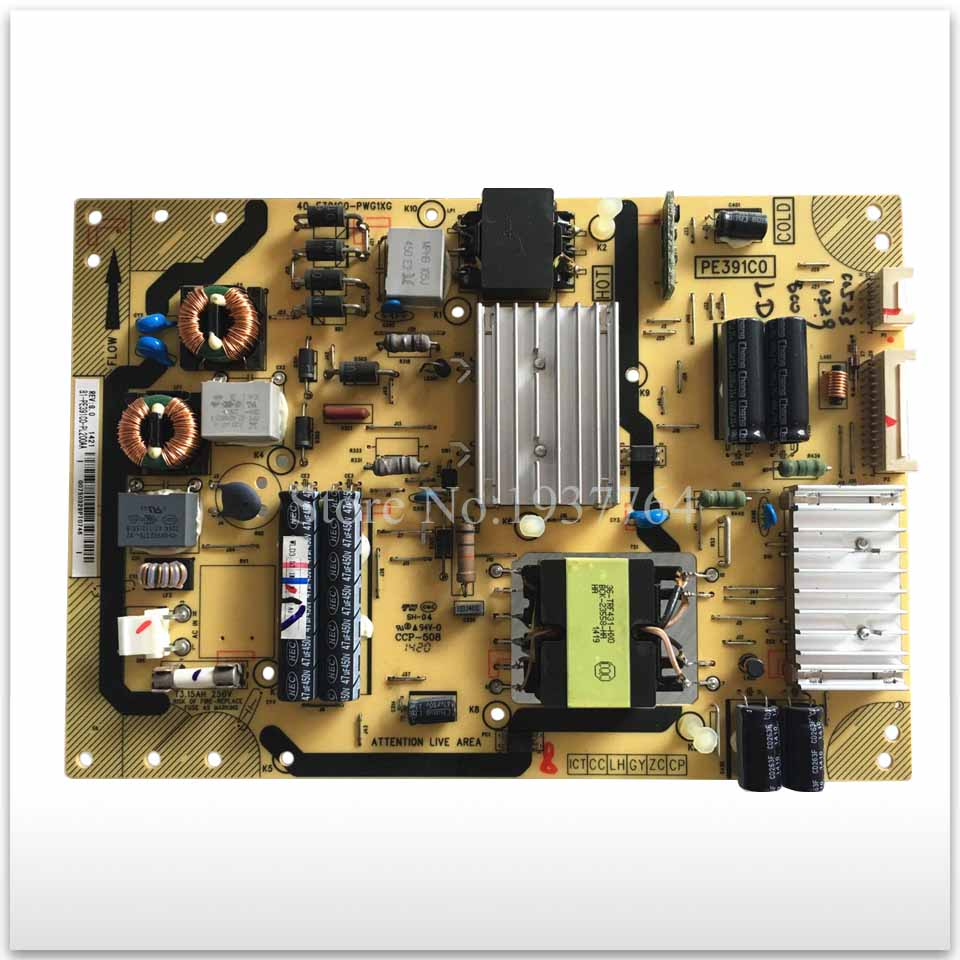 Original for power supply board L42E5700A-UD 40-E391C0-PWG1XG used boardOriginal for power supply board L42E5700A-UD 40-E391C0-PWG1XG used board