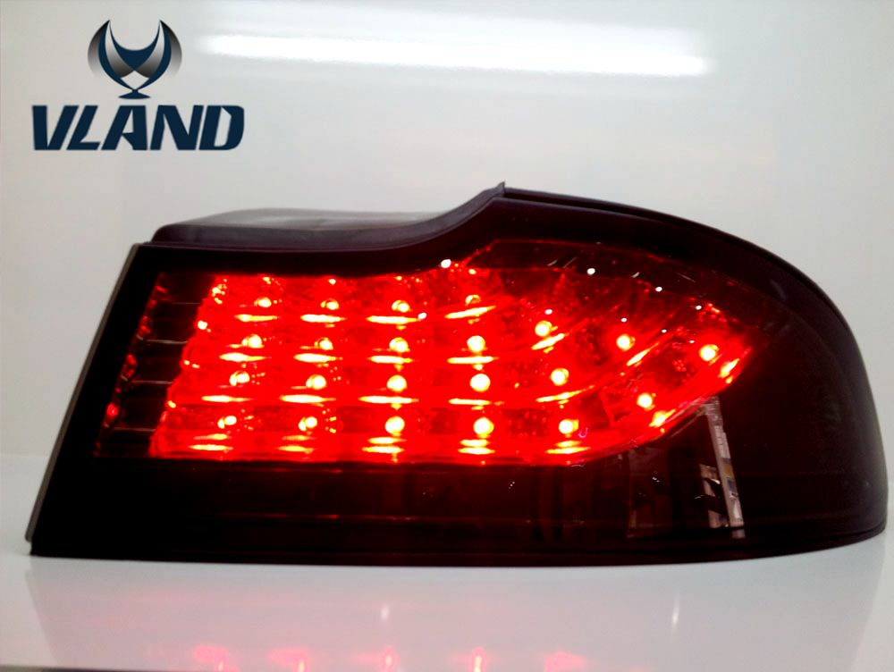 Free shipping for VLAND car tail lamp rear light for Proton Perdana LED Taillight Year 1999 on