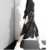 Hechos a mano la moda mujeres Sexy chica cuerpo de la correa ancha decoración servidumbre Faux de la PU de cuero con flecos borla larga correas de la cintura