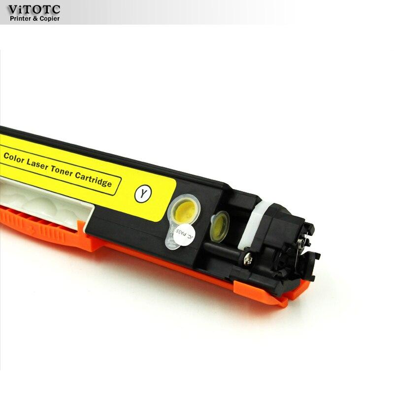 4 x toner cartridge for hp color laserjet 200 mfp m275nw m175a