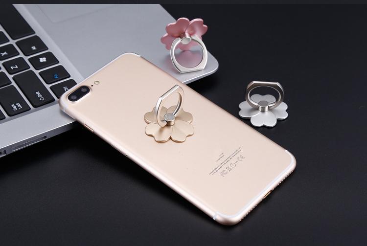 360 Stopni Palec Serdeczny Mobile Phone Smartphone Uchwyt Stojak Na iPhone 7 plus Samsung HUAWEI Smart Phone IPAD MP3 Samochodu Zamontować stojak 21