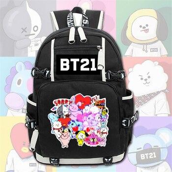 Рюкзак BTS к-поп в ассортименте 1