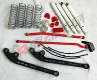 Jimny JB43 2 zoll Off Road Auto Styling Grundlegende Fahrstuhl Suspension Leistung Kit