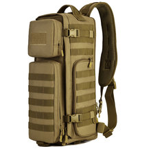 Protector Plus Gear Combo Bundle Notebook Chest Pack Waterproof Tactical Molle Free Shipping Mountaineering Bags for Men DEFOE 5
