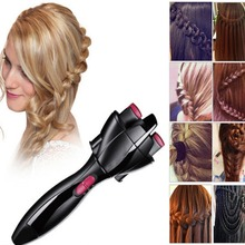 Electric Hair Braider Automatic twist braider knitting Device Hair
