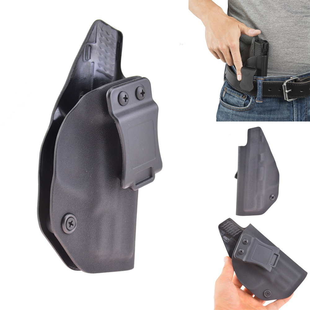 KYDEX Smith & Wesson M&P Shield 9MM/.40 IWB Holster Pistol Holsters ...