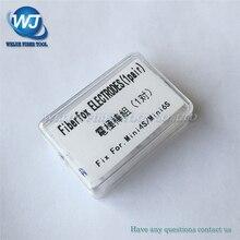 Elettrodo della saldatrice della fibra dellelettrodo della giuntatrice di fusione della fibra ottica Mini 4s MINI 6S
