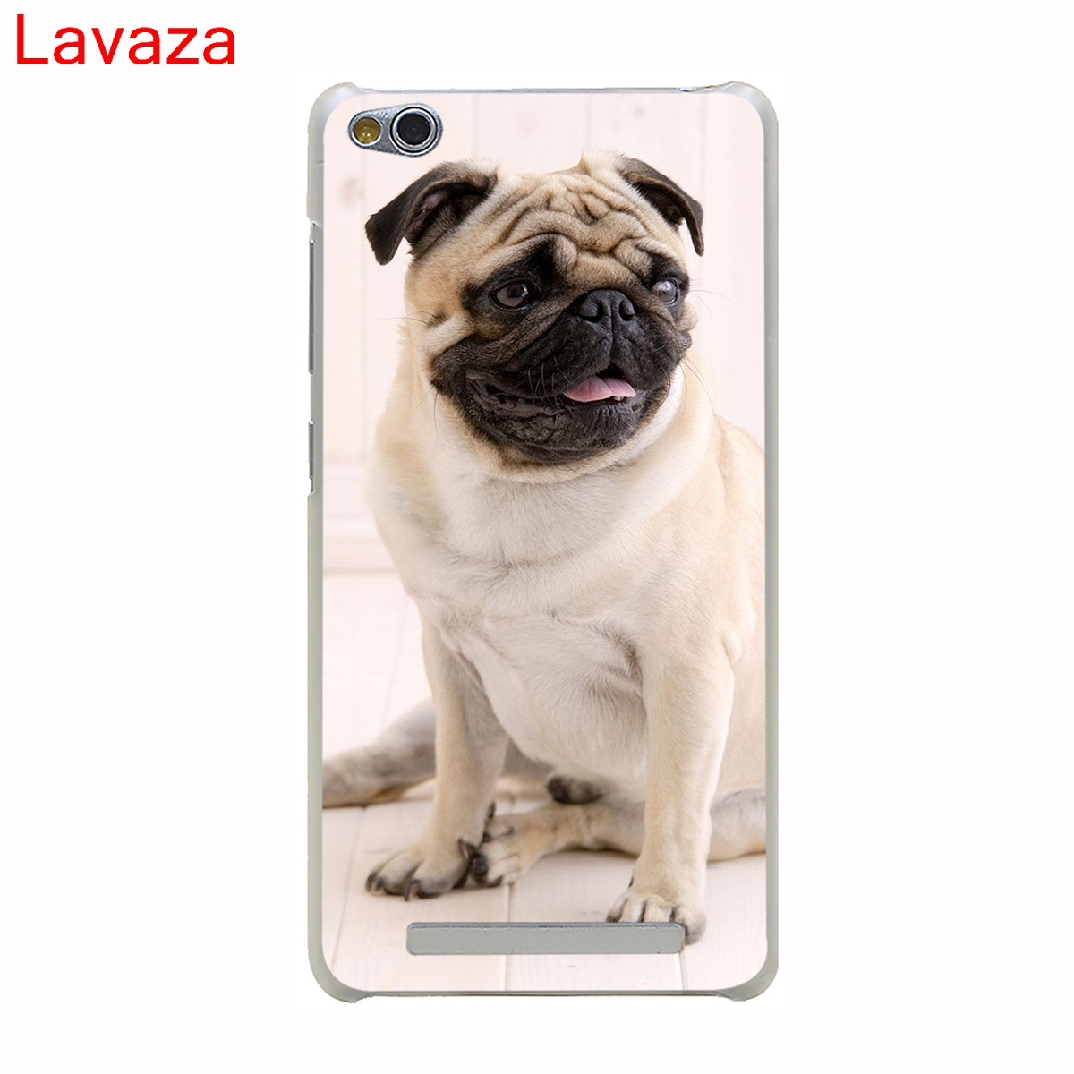 Lavaza Татуированная бультерьер милая собака biaoqing жесткий чехол для Xiaomi 6 5 5S плюс Redmi 3 4 Pro 4 премьер 4A Примечание 2 3 Pro 4 4X