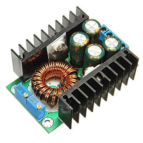цена на Hot Sale Electric Unit DC-DC CC CV Buck Converter Step-down Power Module 7-32V to 0.8-28V 12A 300W