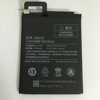 100 Full Capacity 4000 4100mAh BN42 Battery For Xiaomi Redmi 4 Xiao Mi Hongmi 4 For