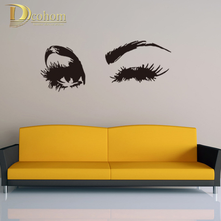 Best Eyelash Wall Decor Contemporary - The Wall Art Decorations ...