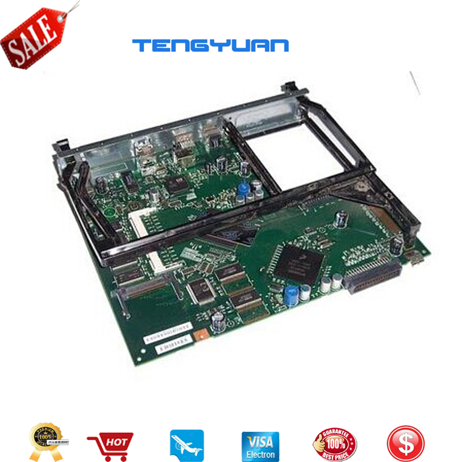 Free shipping 100% test  for HP3000 CLJ-3000N Formatter Board Q7796-60001 printer parts on sale 574680 001 1gb system board fit hp pavilion dv7 3089nr dv7 3000 series notebook pc motherboard 100% working