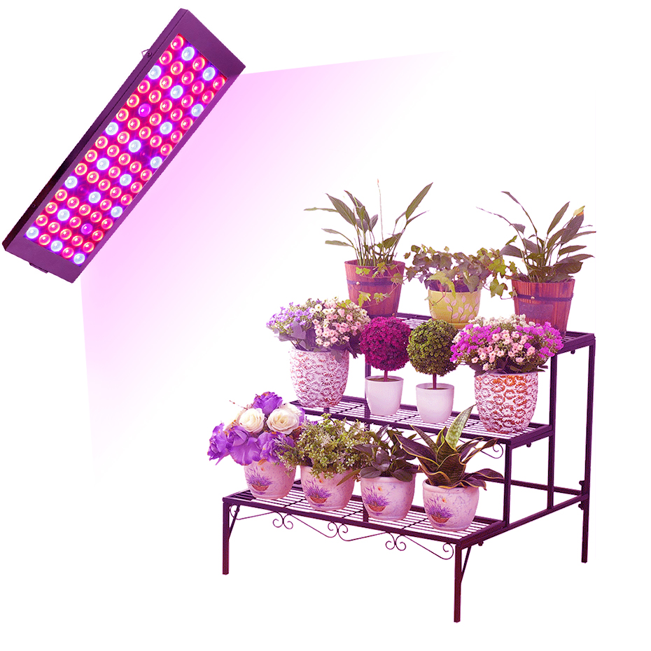 15W Led Grow Light Full Spectrum For Indoor Tent Greenhouses Hydroponics Led Grow Lamp Growing Lights Phyto Lamp For Seedings 600w led grow light full spectrum leds plant lighting lamp for plants seedings flowers growing greenhouses 100 6w double chips