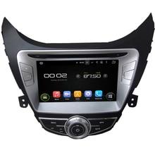 Otojeta Android 8.0 dvd-плеер автомобиля Octa core 4 ГБ Оперативная память 32 ГБ ROM для Hyundai Elantra 2012 + Радио bluetooth штатные gps-рекордер