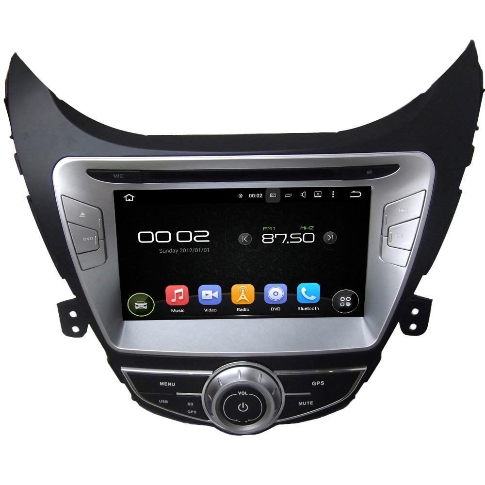 OTOJETA Android 8 0 car DVD player octa Core 4GB RAM 32GB rom for Hyundai Elantra