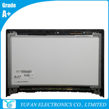 Touch Panel For G500 1366×768 eDP LP156WHB(TP)(D1) Laptop Touch Screen Assembly Digitizer With Bezel 15011091