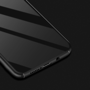 Image 4 - Onur 10 Lüks Ince Düz Renk Kılıf Coque Için Huawei Onur 10 sert çanta Kapak Funda Huawei Honor10 V10 v9 Çantası Kadın