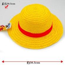 Mono MD Luffy Cosplay sombrero de paja niños adulto Halloween Navidad Año  Nuevo Partido Cosplay disfraces amarillo 30 21c1dfe2dfc