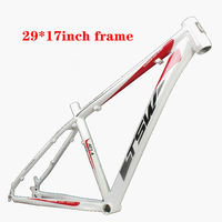 big frame 29*17inch 1650g bicycle frame Aluminum alloy lightweight Bike mtb Frame Mountain Bike Frame