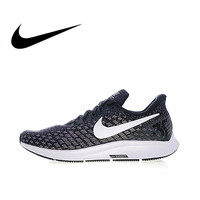 Original Authentic NIKE ZOOM PEGASUS 35 Mens Running Shoes Sports Breathable Sneakers Outdoor Designer Good Quality 2019 New