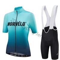 2019 Morvelo Pro Women Cycling Set MTB Bike Clothing Women Racing Bicycle Clothes Ropa Ciclismo Cycling Wear Cycling Jersey Set