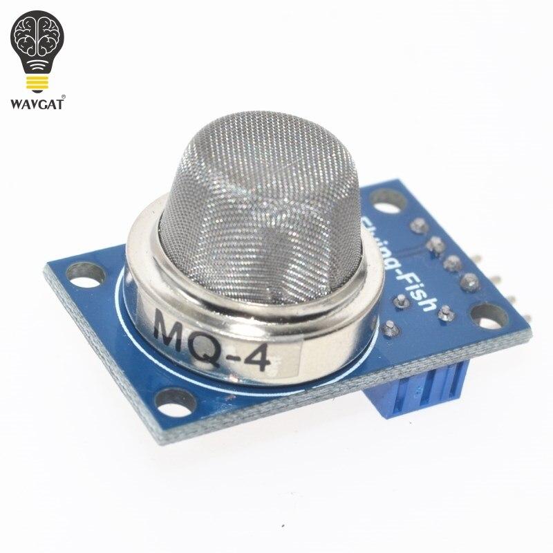 Freies verschiffen MQ-4 gas methan sensor modul MQ4 für arduino