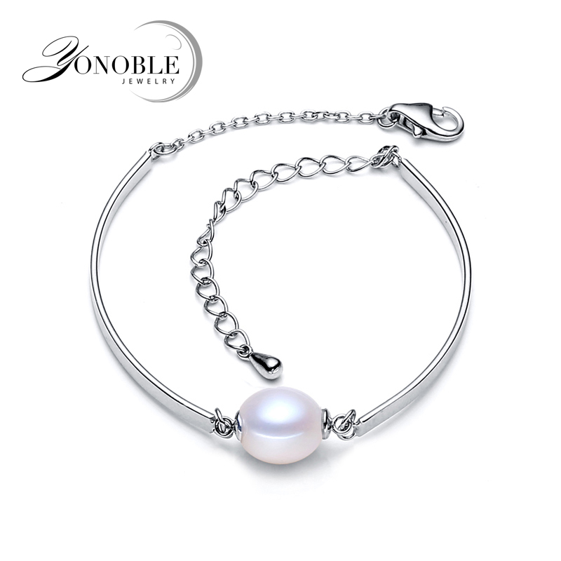 pearl aaa mm black collections paradise freshwater bracelets bracelet