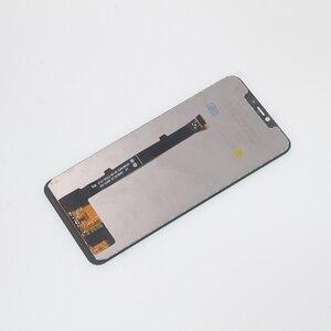 Image 5 - 6,18 дюймовый оригинальный для Cubot P20 ЖК дисплей + сенсорный экран дигитайзер для Cubot P20 экран ЖК дисплей Замена Ремонтный комплект